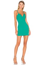 Nbd X Naven Twins Not Your Babe Dress Teal