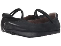 Earth Solar Kalso Black Vintage Women's Flat Shoes