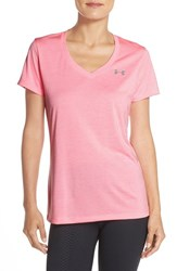 Women's Under Armour 'Twisted Tech' Tee Pink Craze