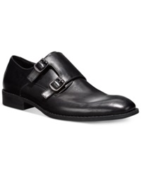 Alfani Eli Double Monk Strap Loafers Only At Macy's Men's Shoes