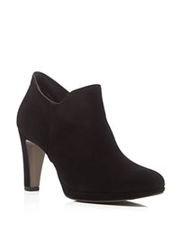 Paul Green Daphne High Heel Booties Black