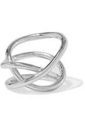 Jennifer Fisher Silver Plated Ring