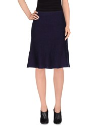 Altea Skirts Knee Length Skirts Women Garnet
