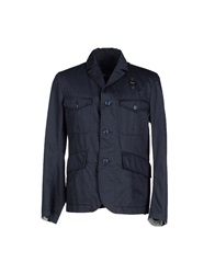 Blauer Blazers Steel Grey