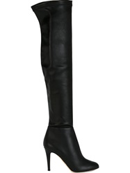 Jimmy Choo 'Toni' Thigh High Boots Black