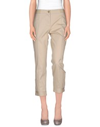 Dolce And Gabbana Trousers Casual Trousers Women Beige