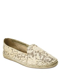 Cole Haan Espadrille Flats Palermo Lace