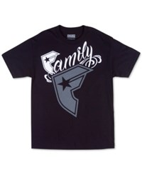 Famous Stars And Straps Famous Stars And Straps Men's Big Wildcat T Shirt Black