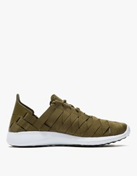 Nike Juvenate Woven In Olive