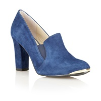 Lotus Crew High Heel Shoes Blue