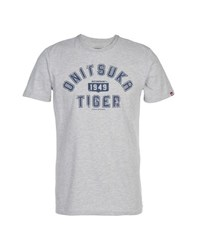 Onitsuka Tiger By Asics Onitsuka Tiger Topwear T Shirts Men