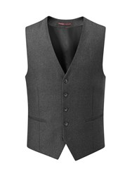 Skopes Neal Suit Waistcoat Charcoal