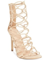 Aldo Women's Caldari Caged Dress Sandals Nude
