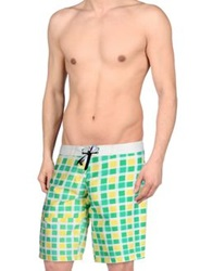 Bench Swimming Trunks Green