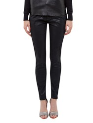 Ted Baker Renna Scallop Jeans Black