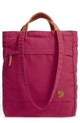 Fjall Raven Fjallraven 'Totepack No.1' Water Resistant Tote Purple Plum