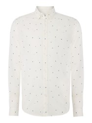 Selected Aden Shirt White