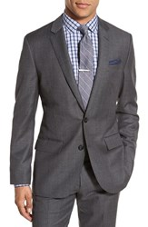 J.Crew Men's Trim Fit Solid Wool Sport Coat