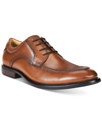 Dockers Men's Franklin Oxfords Men's Shoes Dark Tan