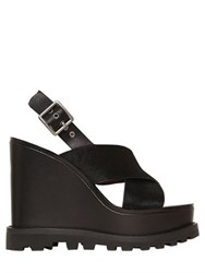 Marc By Marc Jacobs 130Mm Ponyskin Wedge Sandals