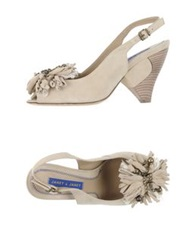 Janet And Janet Sandals Beige