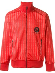 Golden Goose Deluxe Brand 'Damon' Jacket Red