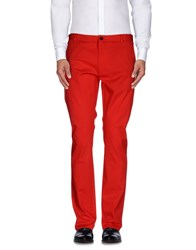 Hugo Trousers Casual Trousers Men Red
