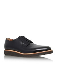 Common Projects Patent Wedge Derby Shoe Male Black