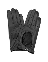 Bentley Dents Pittards Cabretta Black Driving Ladies Gloves