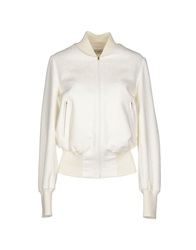 Veronique Branquinho Jackets White
