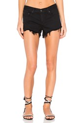 Rag And Bone Cut Off Short Black Freeport