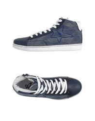 Australian High Tops And Trainers Blue