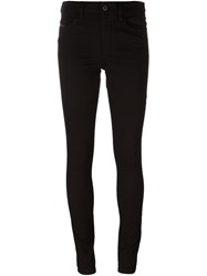 Diesel Super Skinny Trousers Black