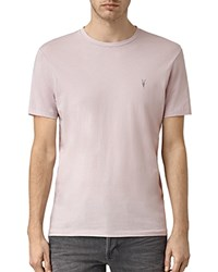 Allsaints Tonic Tee Lilac Marble
