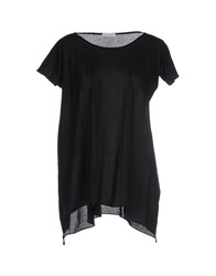 Stefano Mortari Topwear T Shirts Women Black