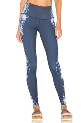 Alo Yoga High Waist Airbrush Legging Navy