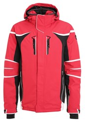 Killtec Mauro Ski Jacket Rot Red