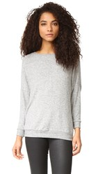 Soft Joie Giardia Pullover Heather Grey
