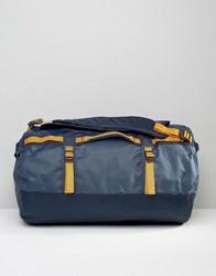 The North Face Base Camp Duffel Bag In Small Navy Navy