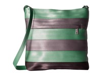 Harveys Seatbelt Bag Streamline Crossbody Mint Cross Body Handbags Green