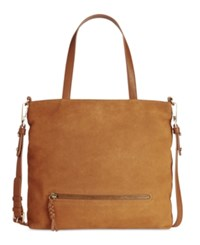 Sanctuary Flora Suede Tote Honey