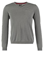 Napapijri Dasit Jumper Medium Grey Solid