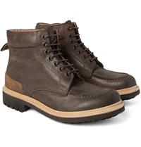 Otis Roughout Leather Boots