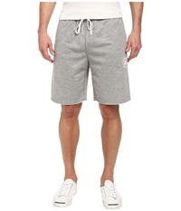 Converse Core Plus French Terry Short Heather Grey Men's Shorts Gray