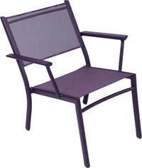 Fermob Costa Low Chair Set Of 2