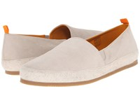Mulo Suede Espadrille Natural Men's Shoes Beige