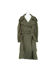 Burberry Trench Coat Military