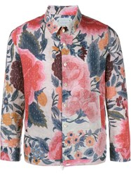 By Walid Floral Printed Joel Shirt Multicolour