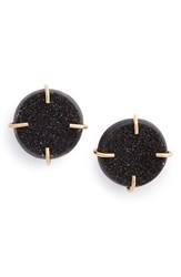 Women's Melissa Joy Manning Drusy Stone Earrings