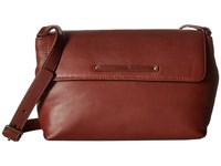 Ugg Jenna Crossbody Deep Mahogany Cross Body Handbags Brown